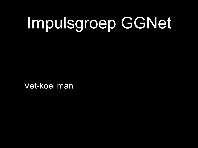Impulsgroep GGNet Vet-koel man