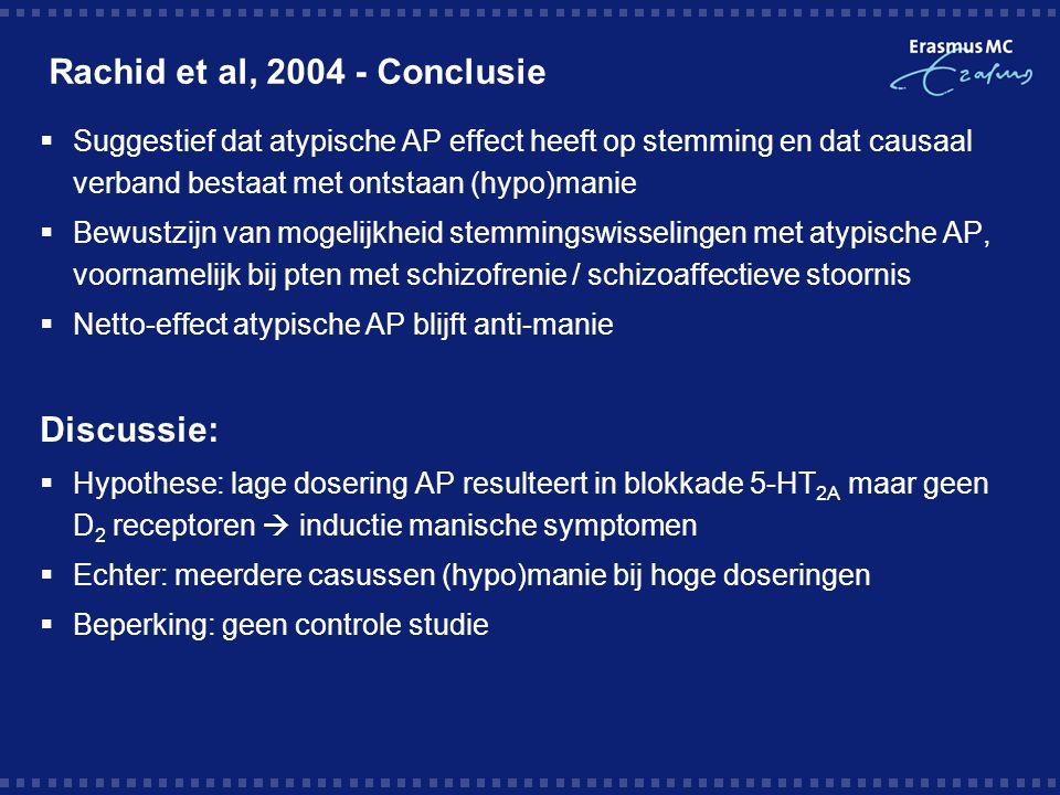 Rachid et al, 2004 - Conclusie