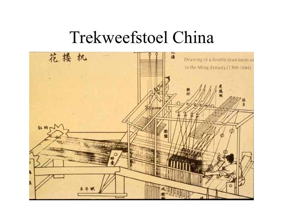 Trekweefstoel China