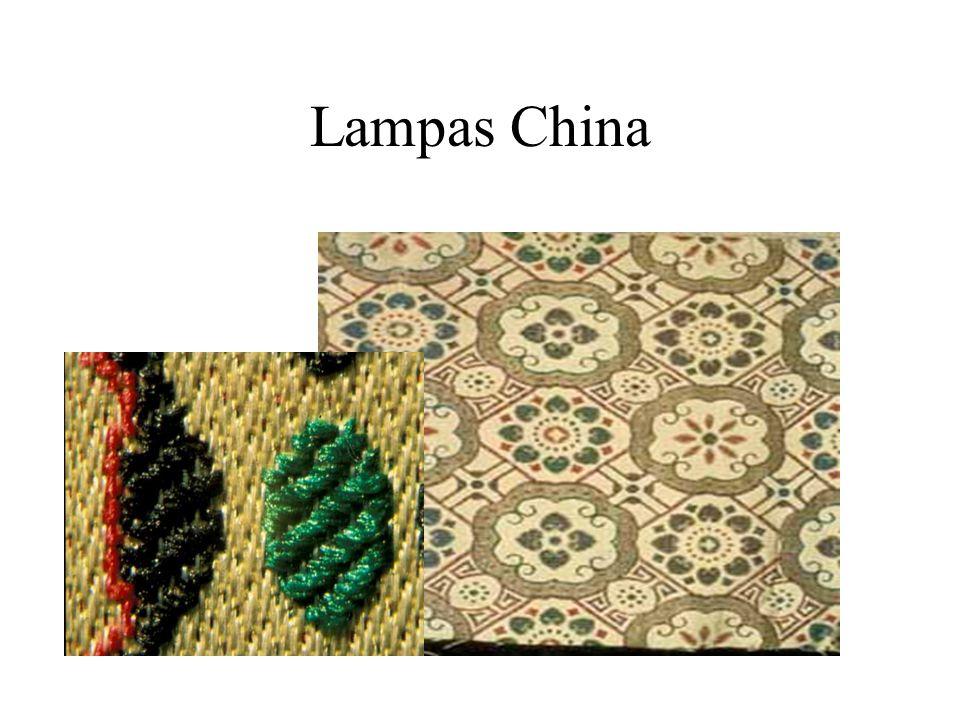Lampas China