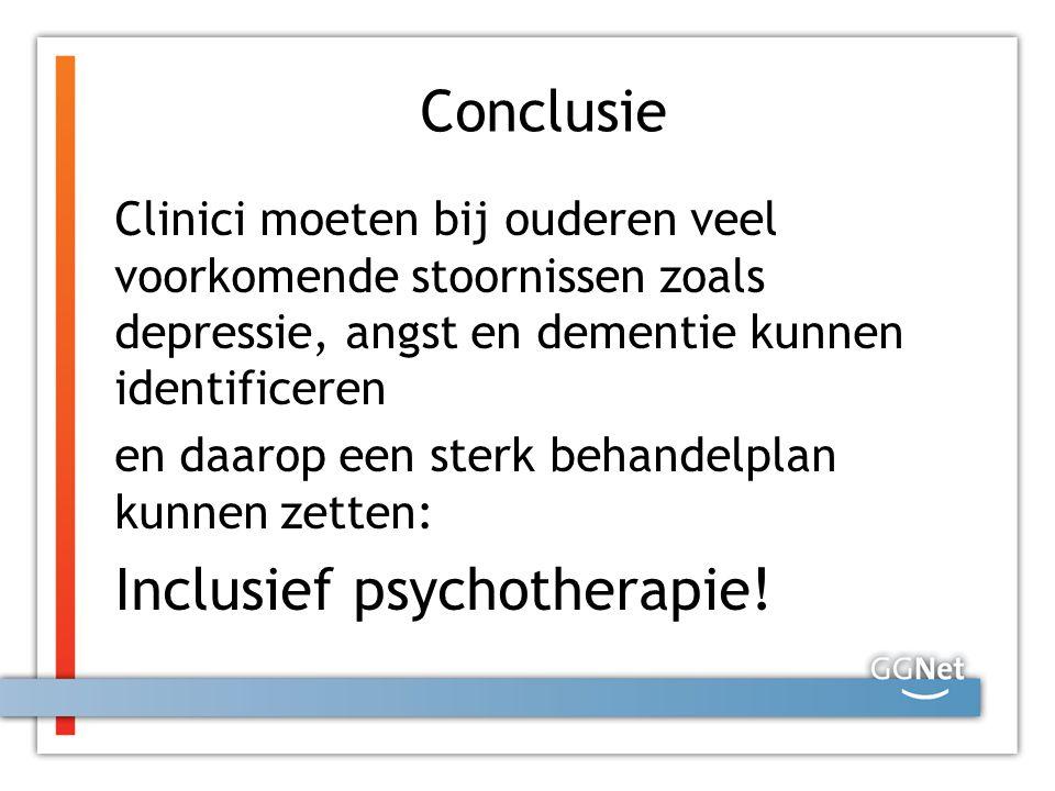 Inclusief psychotherapie!