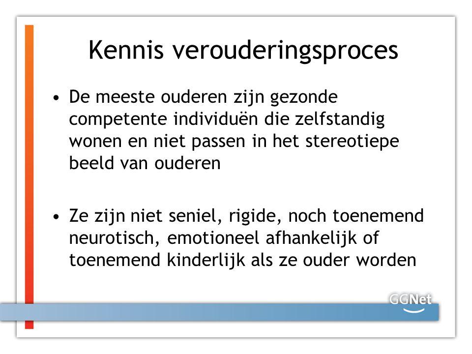 Kennis verouderingsproces