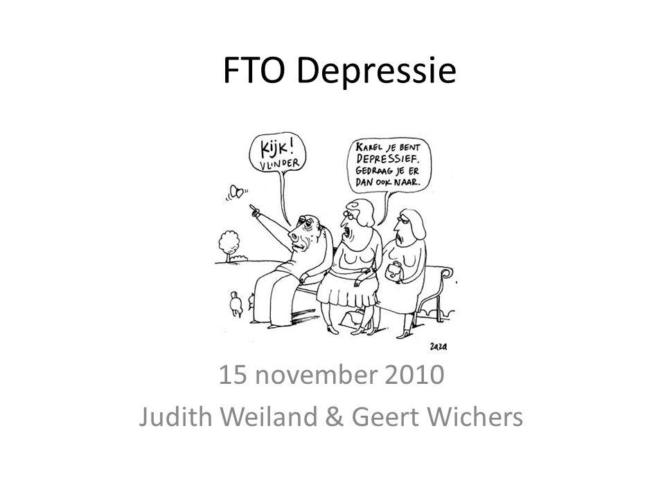 15 november 2010 Judith Weiland & Geert Wichers