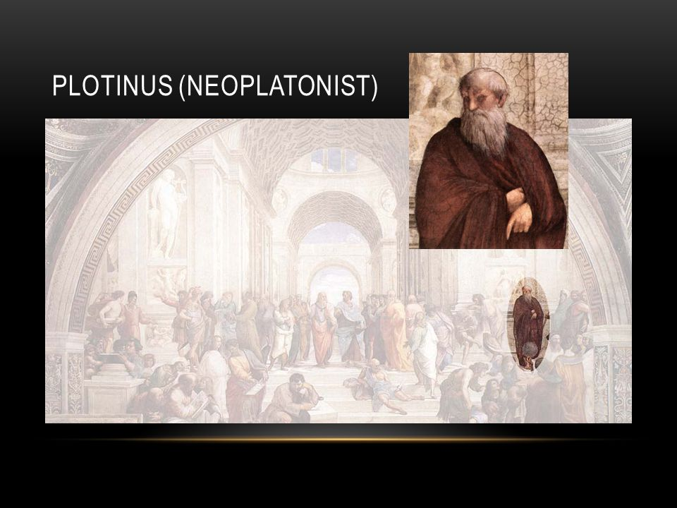 Plotinus (neoplatonist)