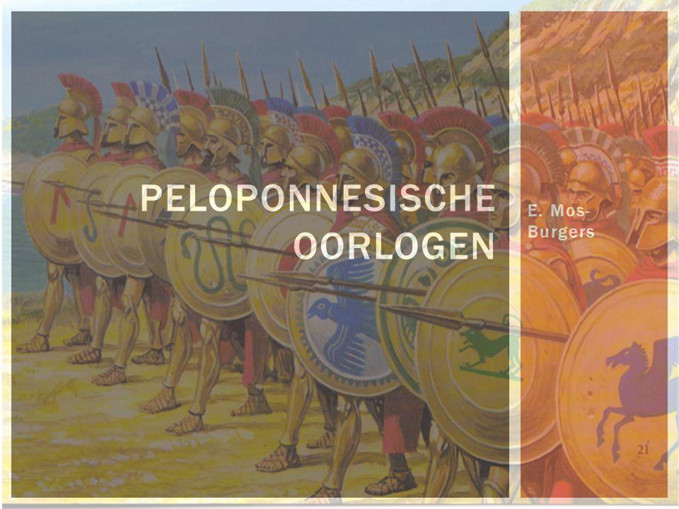 Peloponnesische oorlogen