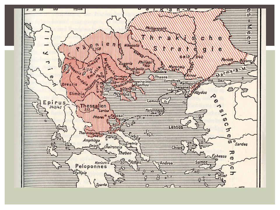 Macedonië 359-336 BC