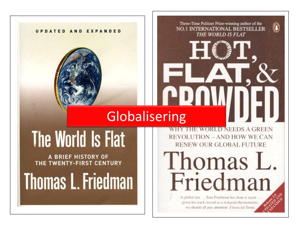 Globalisering 07 - Carl Rohde V2 Summary The World is Flat: