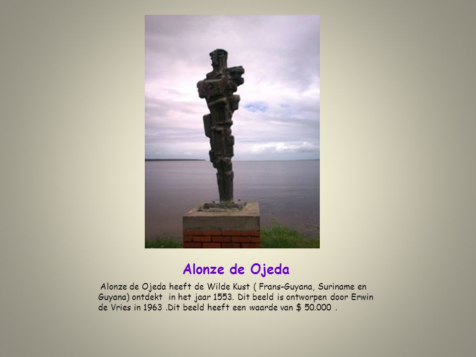 Alonze de Ojeda