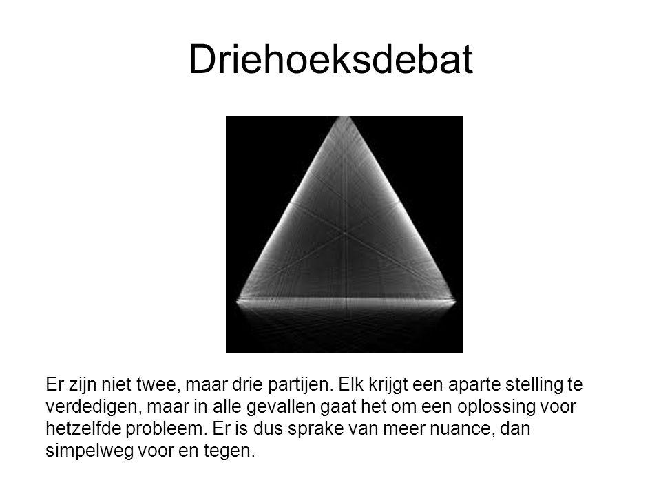 Driehoeksdebat