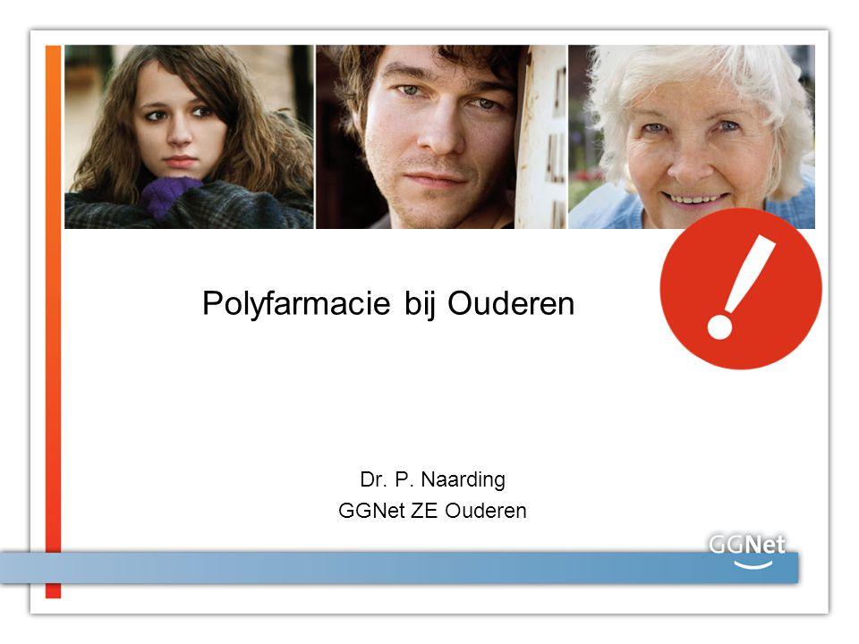 Polyfarmacie bij Ouderen