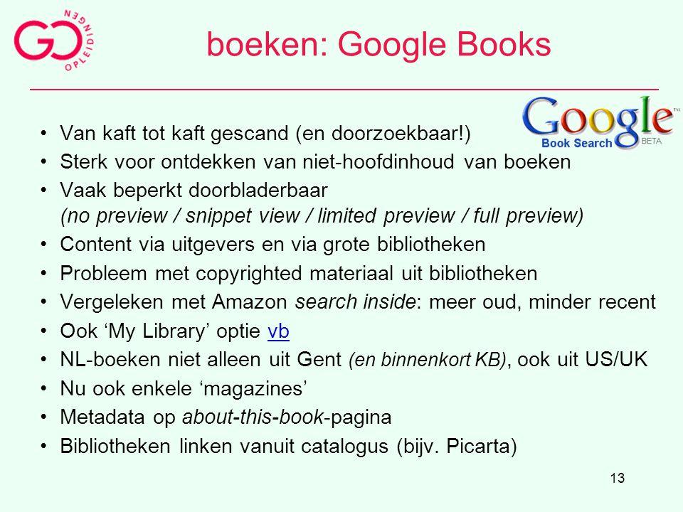 boeken: Google Books Van kaft tot kaft gescand (en doorzoekbaar!)