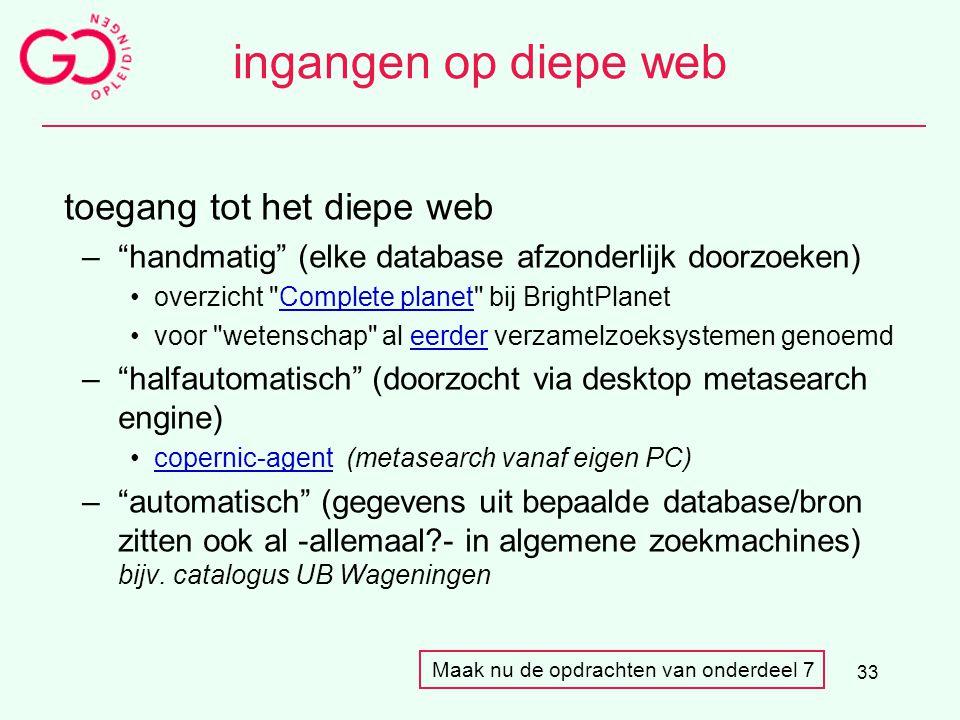 ingangen op diepe web toegang tot het diepe web