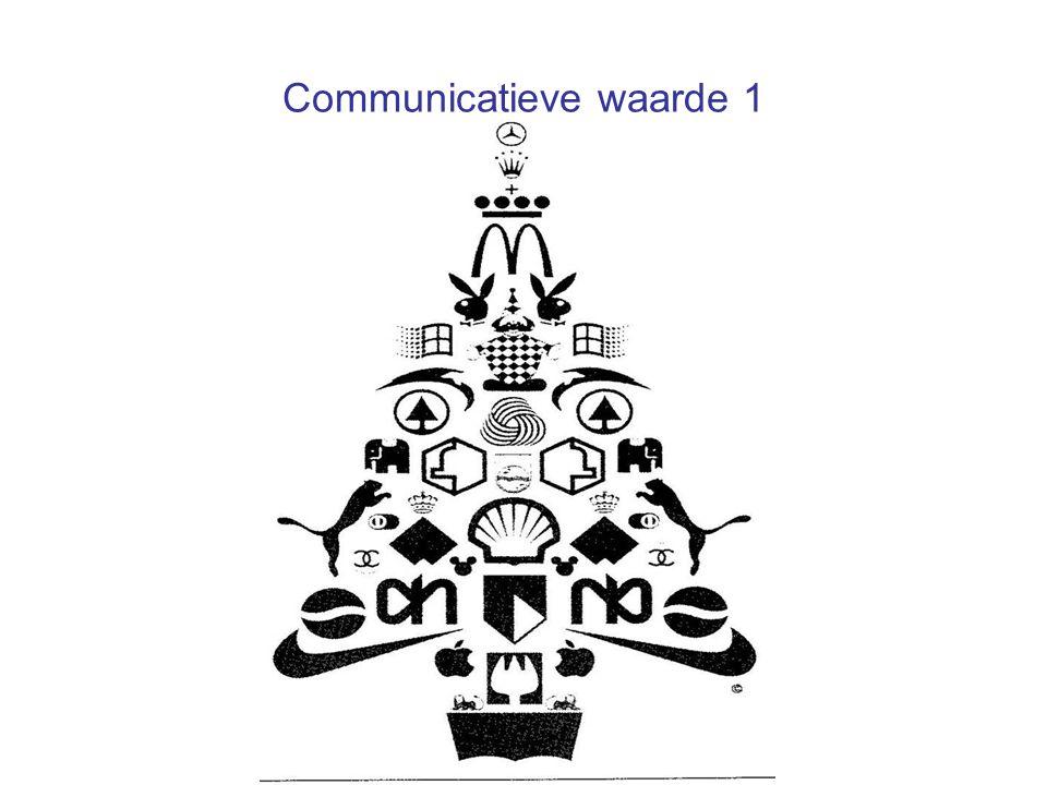 Communicatieve waarde 1