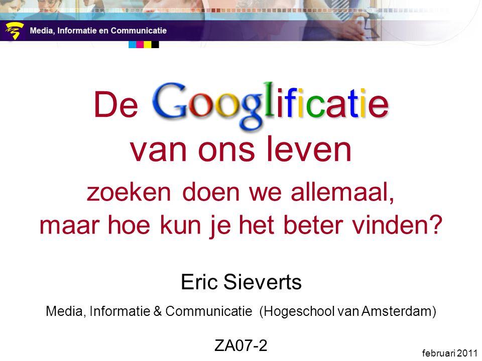 Media, Informatie & Communicatie (Hogeschool van Amsterdam)