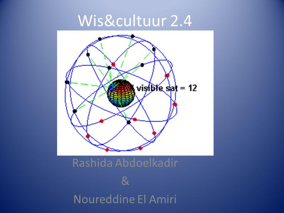Rashida Abdoelkadir & Noureddine El Amiri