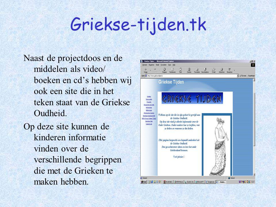 Griekse-tijden.tk