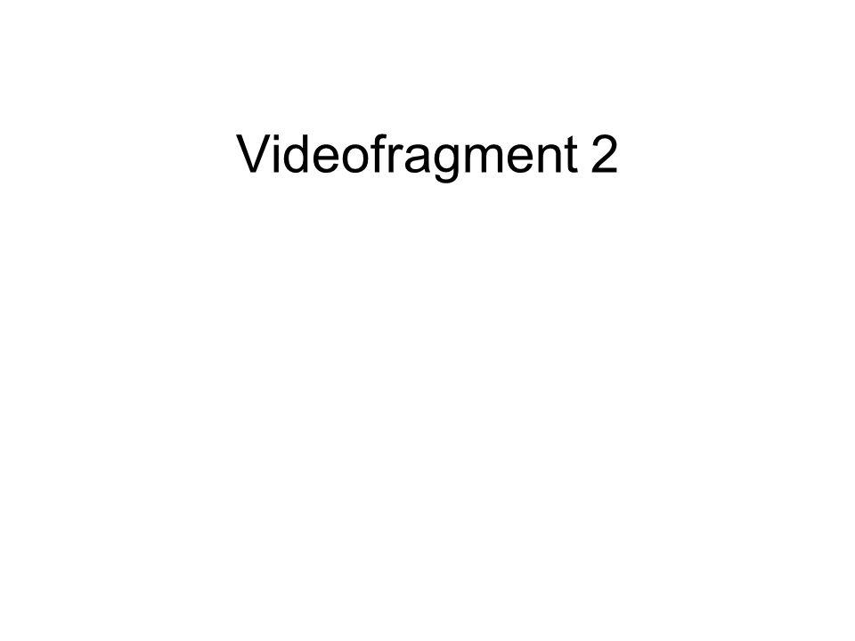 Videofragment 2