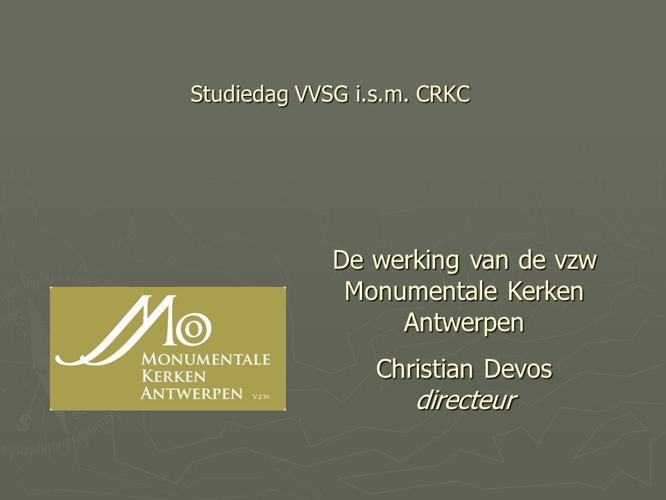 Studiedag VVSG i.s.m. CRKC