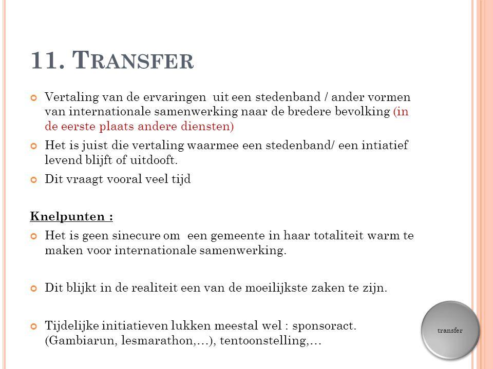 11. Transfer