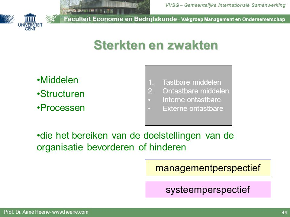 managementperspectief