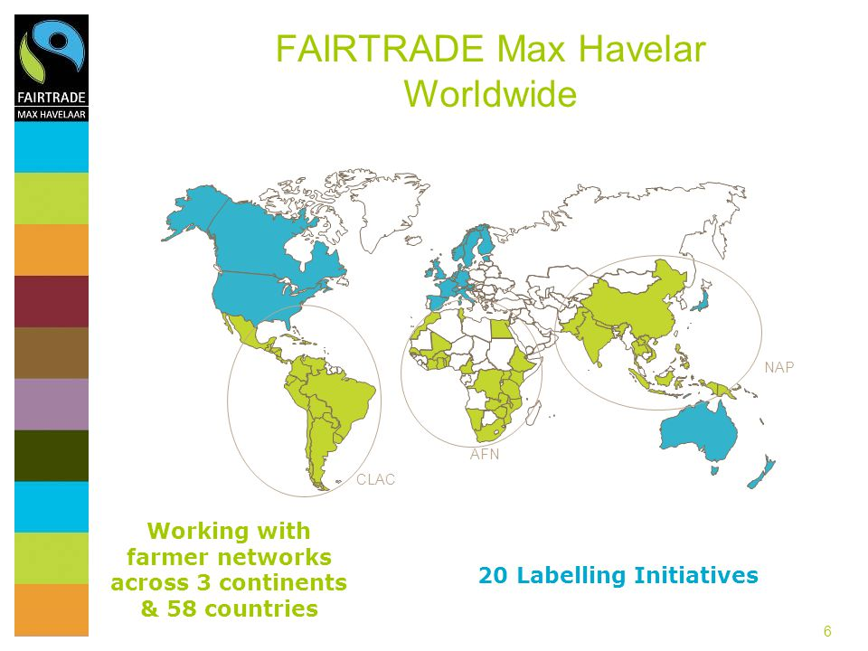 FAIRTRADE Max Havelar Worldwide