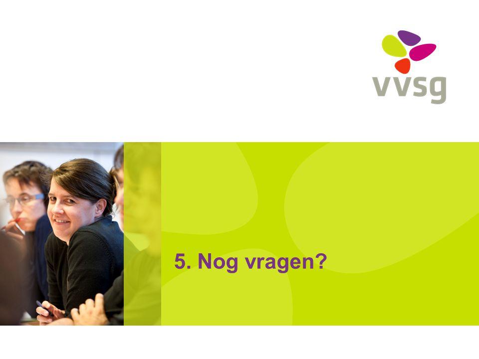 5. Nog vragen Lokaal Sociaal Beleid in het meerjarenplan