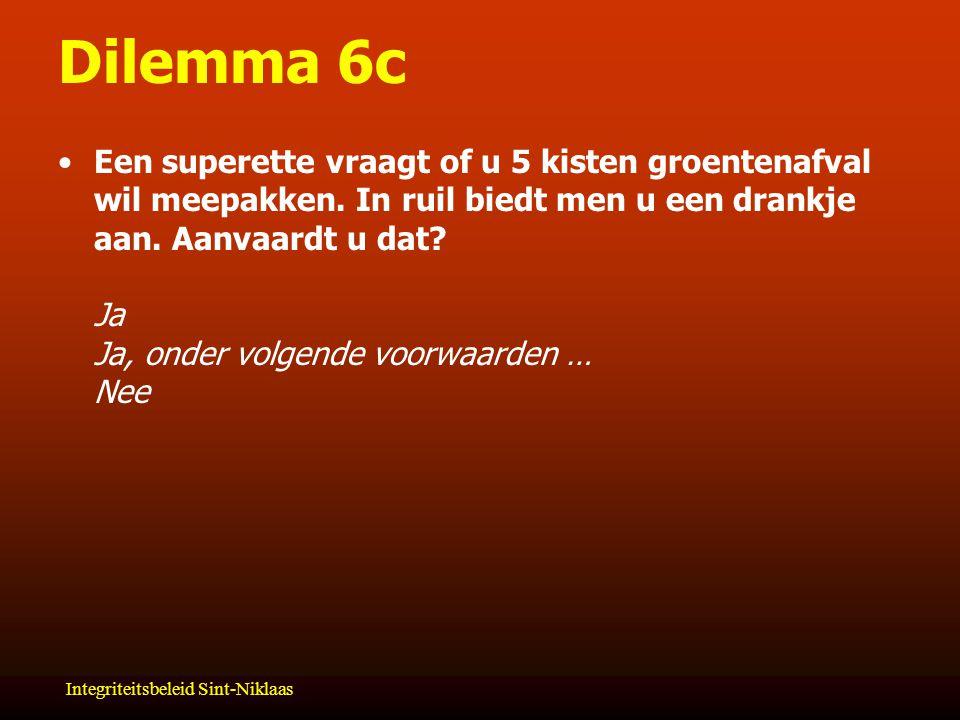 Dilemma 6c