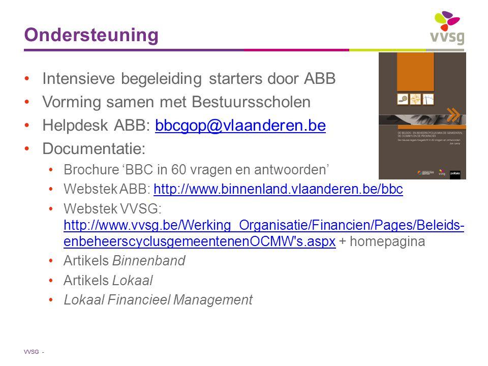 Ondersteuning Intensieve begeleiding starters door ABB