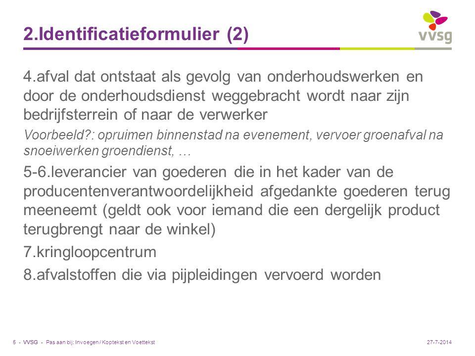 2.Identificatieformulier (2)