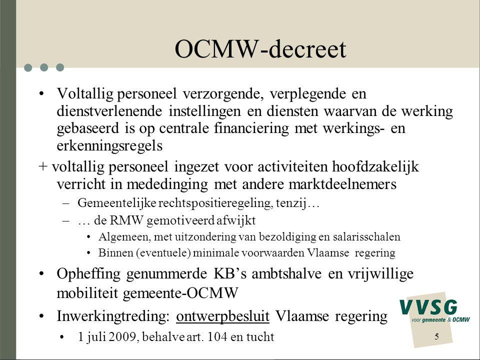 OCMW-decreet