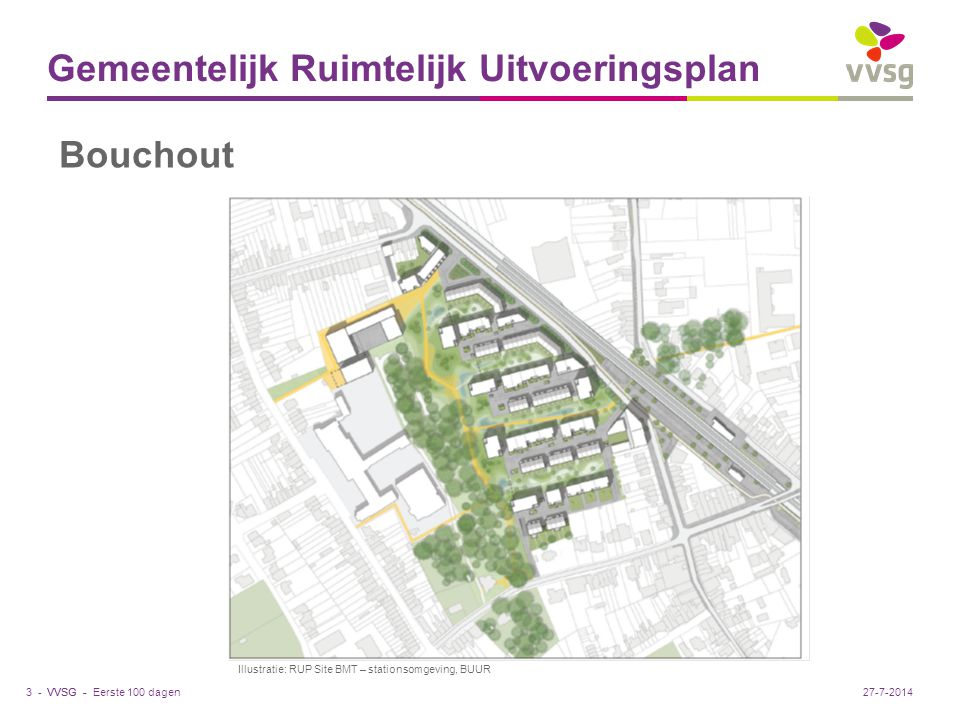 Gemeentelijk Ruimtelijk Uitvoeringsplan
