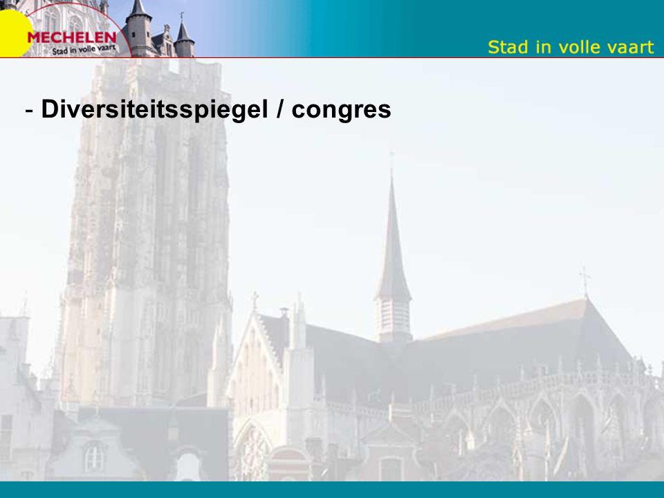 Diversiteitsspiegel / congres