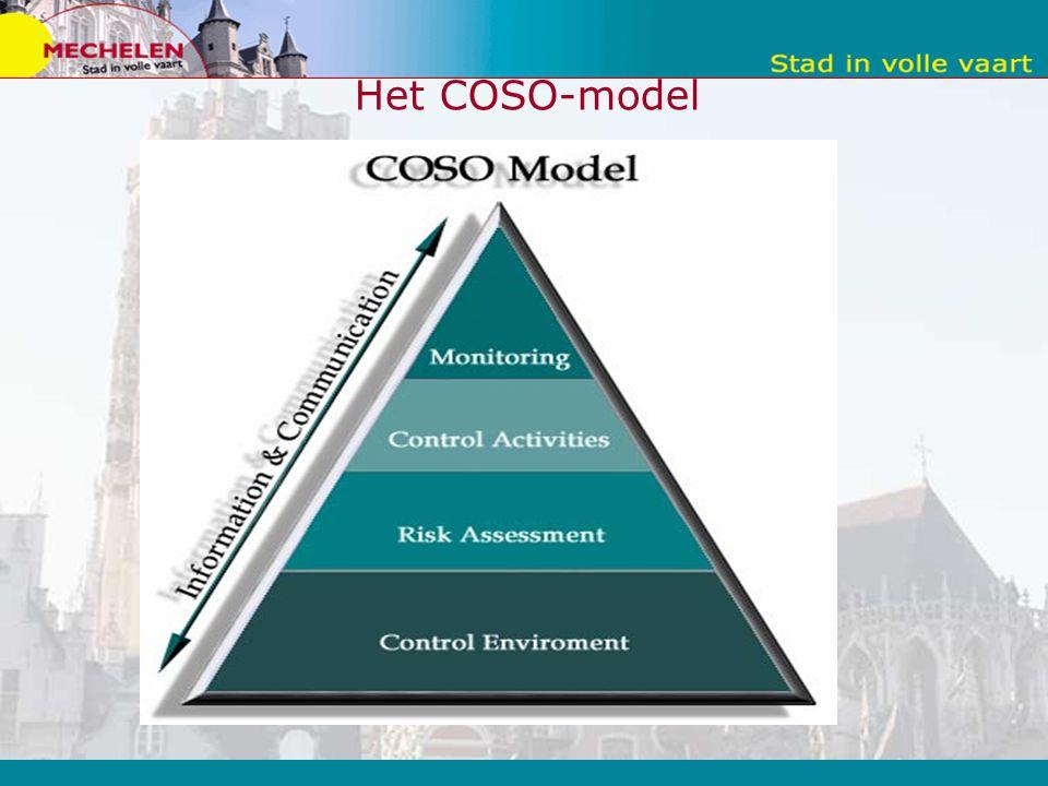 Het COSO-model