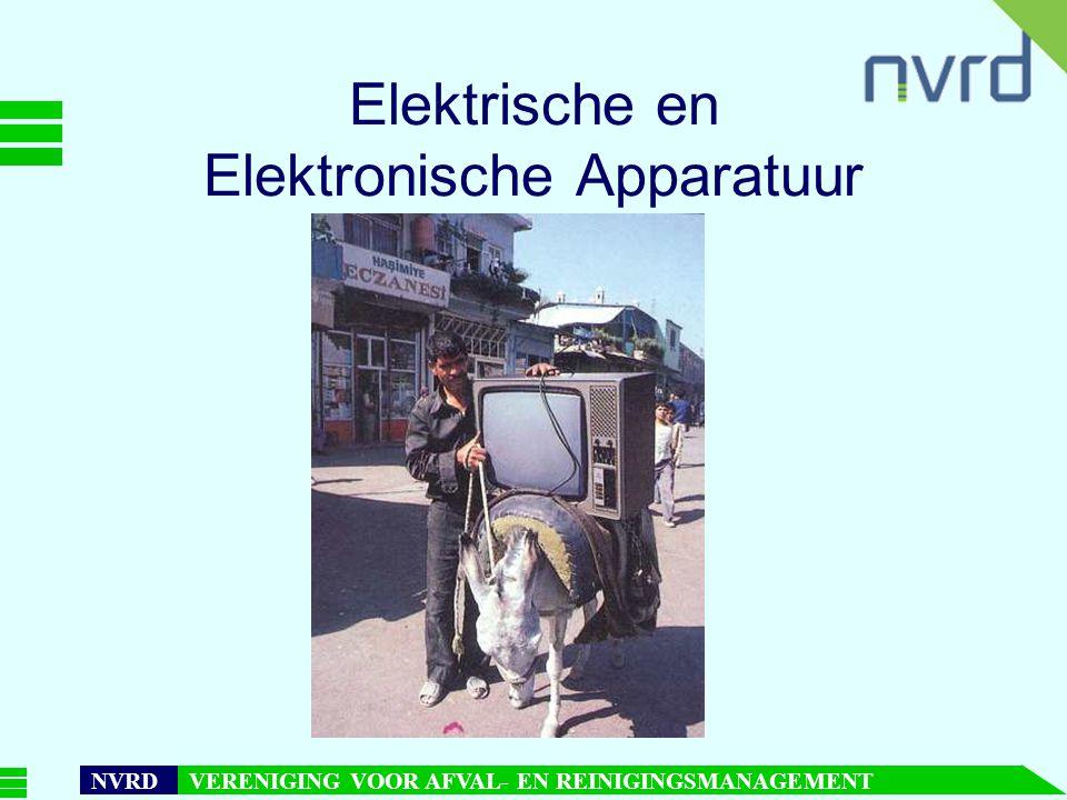 Elektrische en Elektronische Apparatuur
