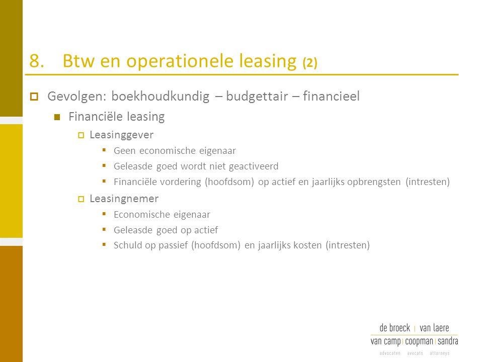8. Btw en operationele leasing (2)