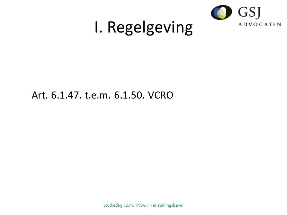 Studiedag i.s.m. VVSG : Het stakingsbevel