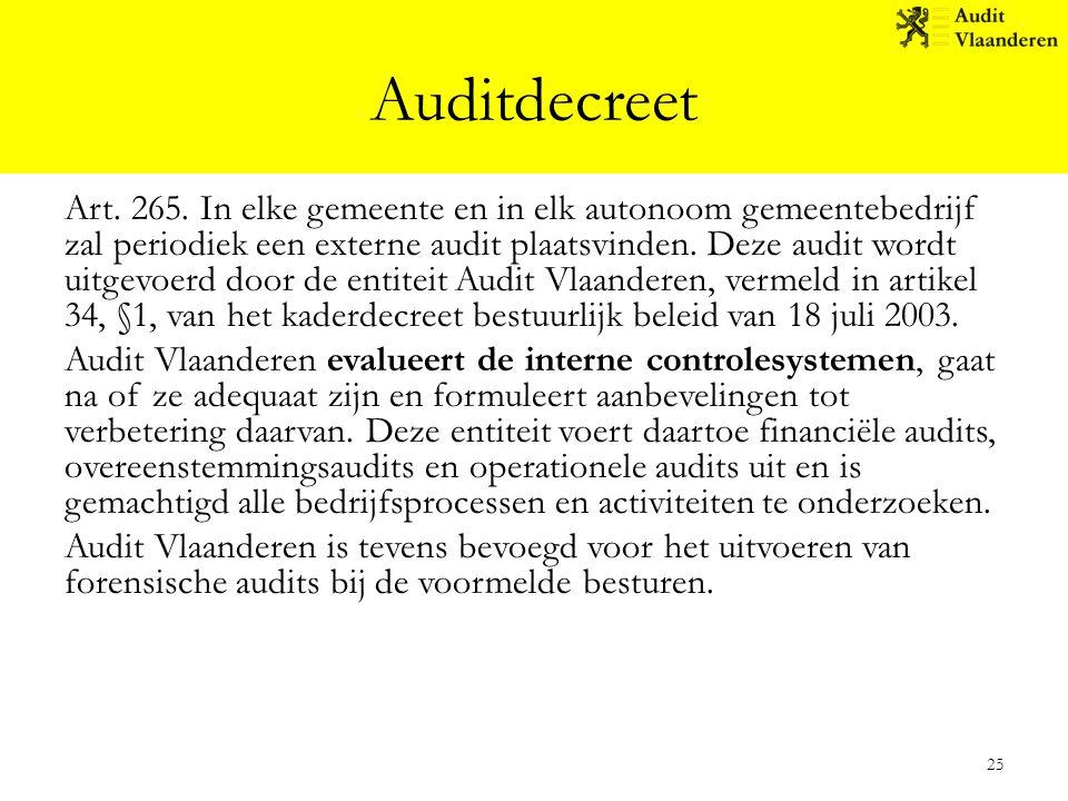 Auditdecreet