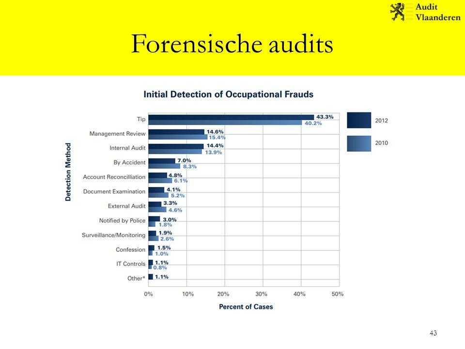 Forensische audits