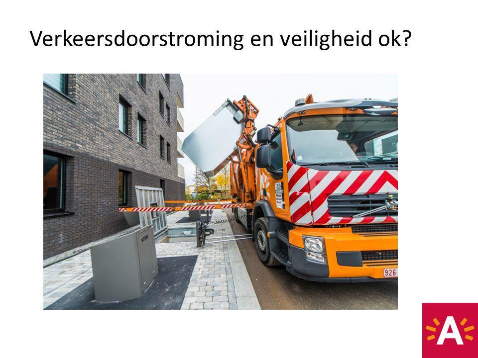 Verkeersdoorstroming en veiligheid ok