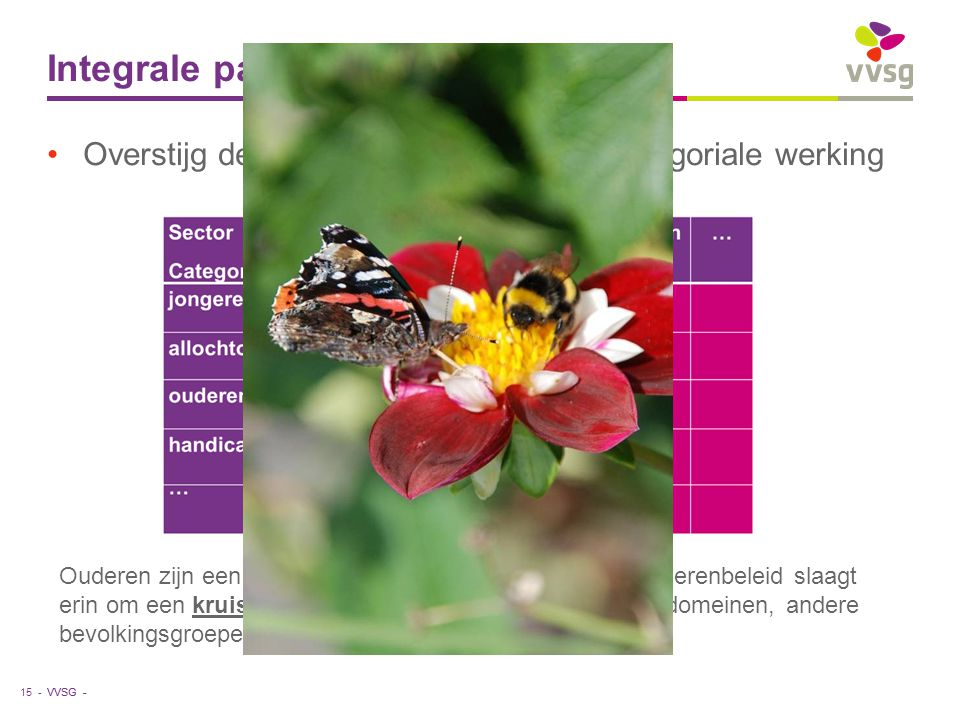 Integrale participatie
