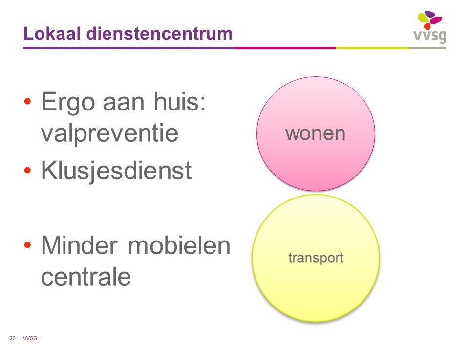 Lokaal dienstencentrum