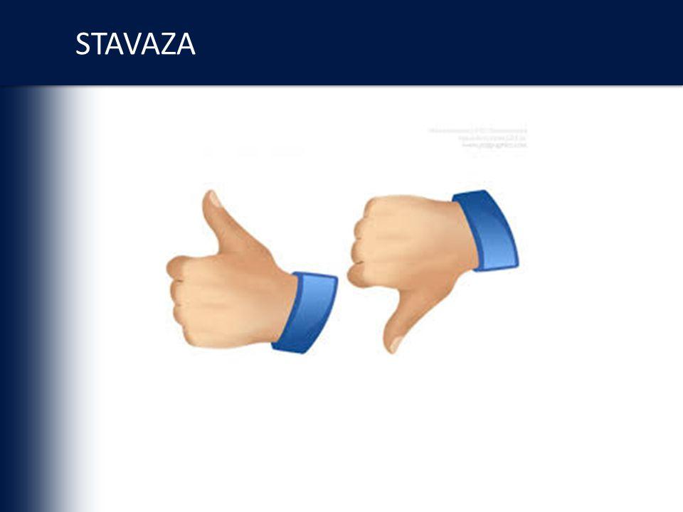 STAVAZA Specifiek: doel, betrokkenen, uitvoerenden en verantwoordelijken.