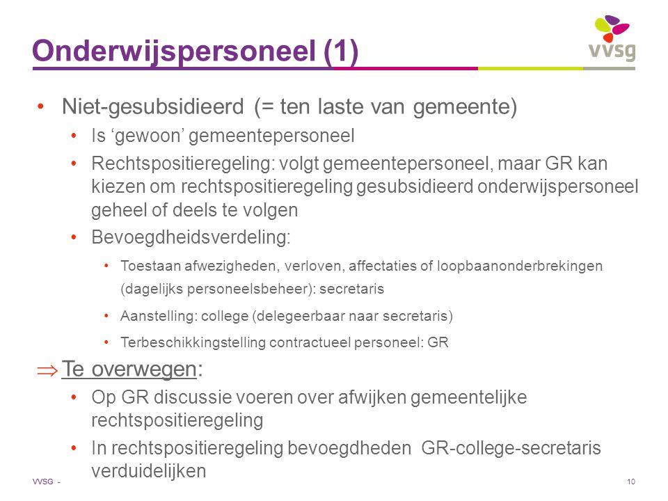 Onderwijspersoneel (1)
