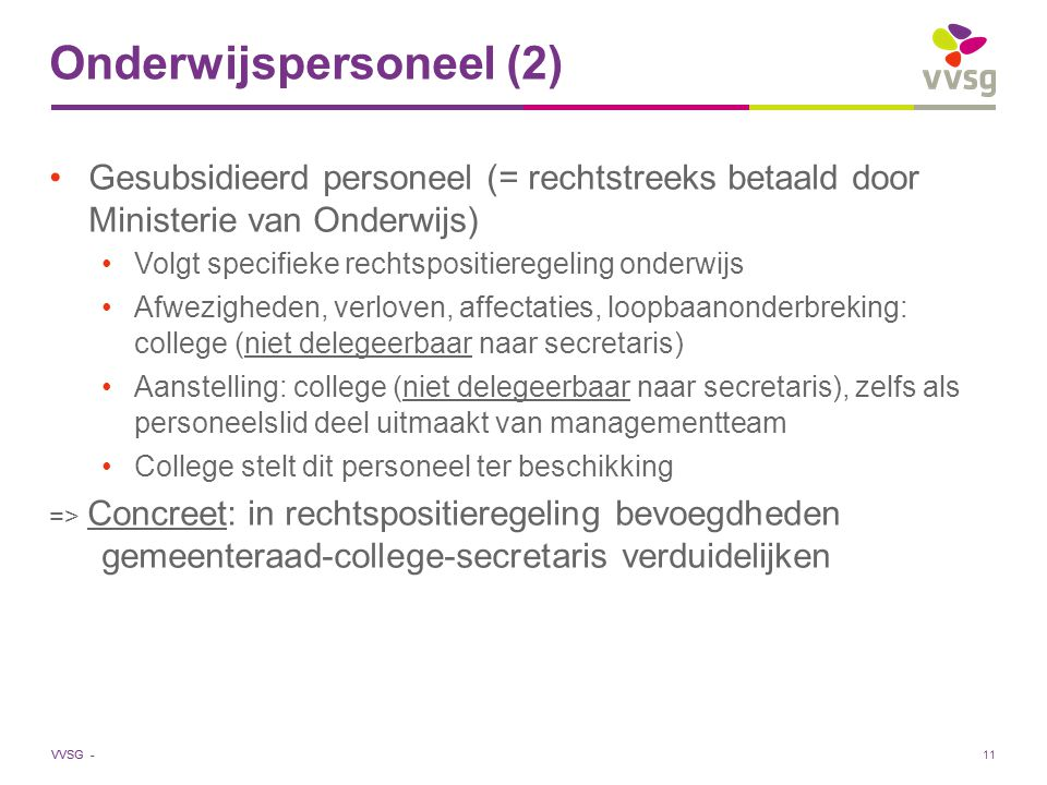 Onderwijspersoneel (2)