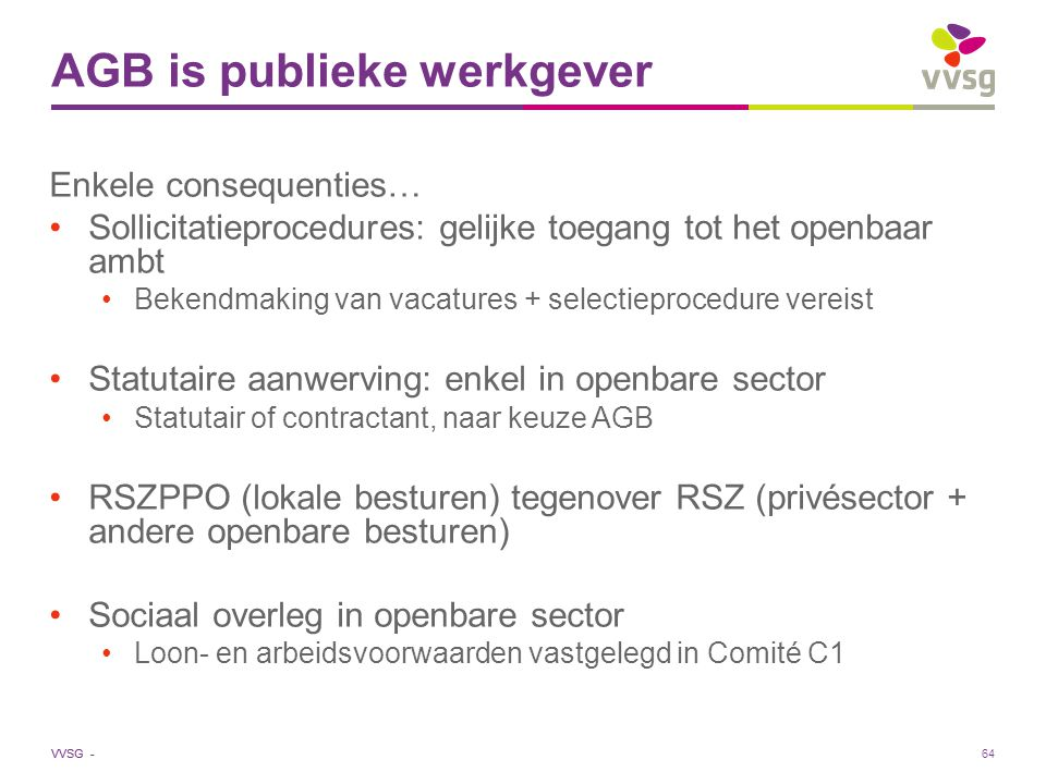 publieke sector vacatures