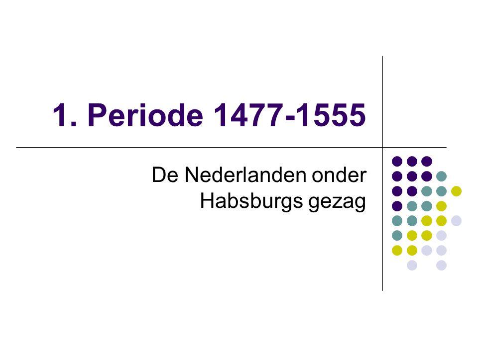De Nederlanden onder Habsburgs gezag