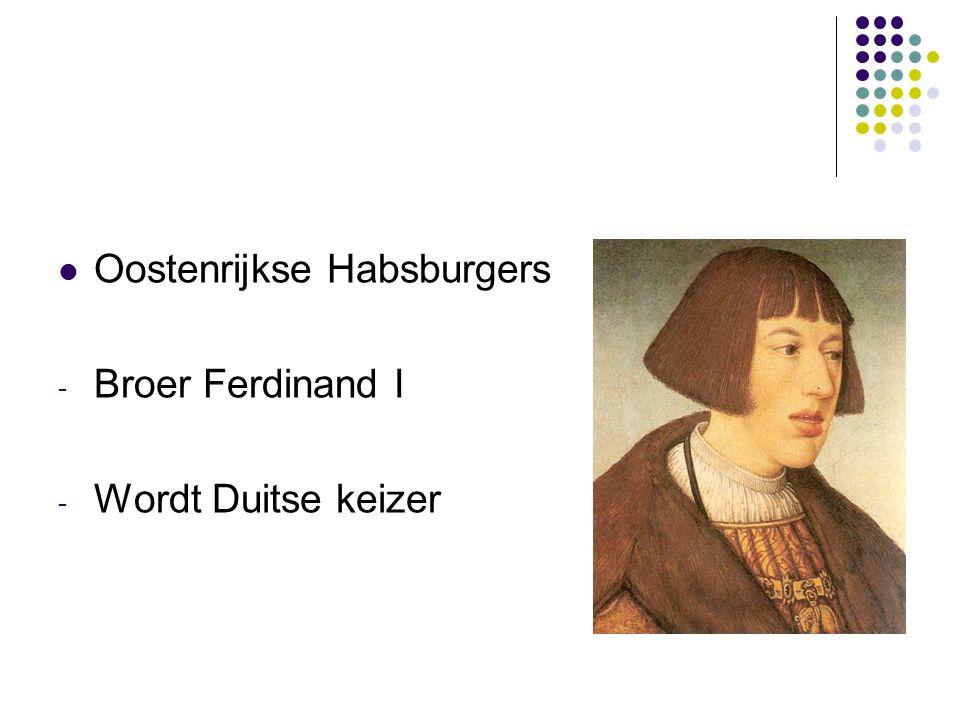 Oostenrijkse Habsburgers