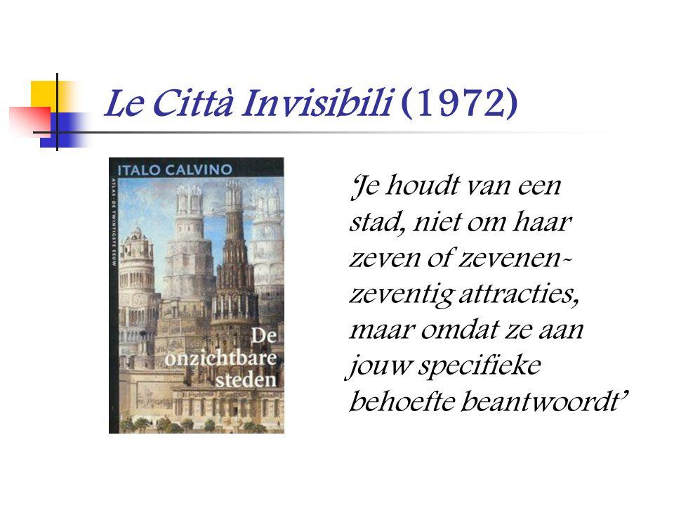Le Città Invisibili (1972)