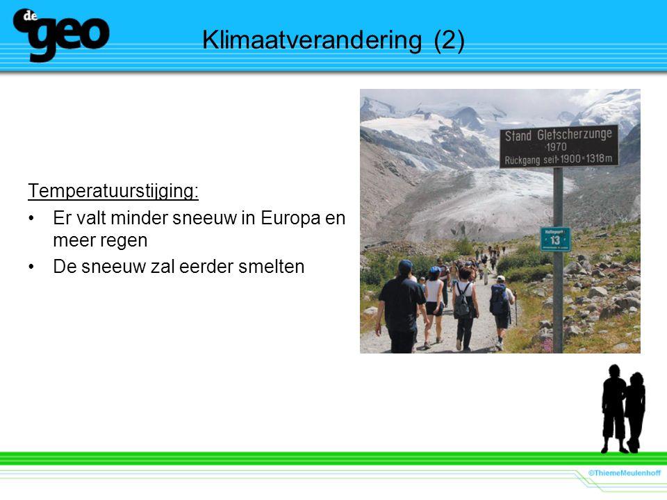 Klimaatverandering (2)