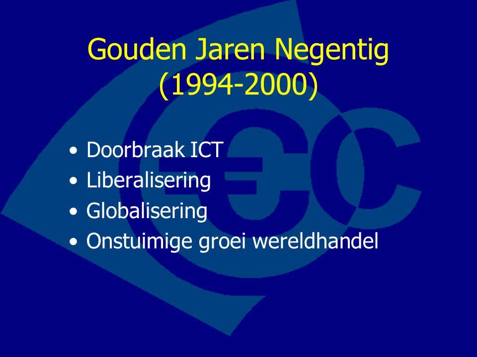 Gouden Jaren Negentig (1994-2000)